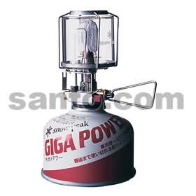 Snowpeak GL-100 瓦斯灯