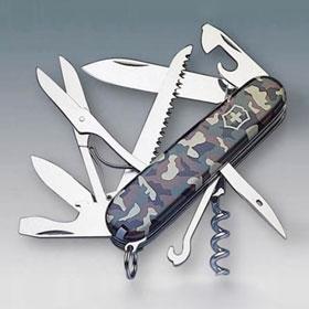 瑞士军刀(Victorinox) 迷彩猎人(1.3713.94)