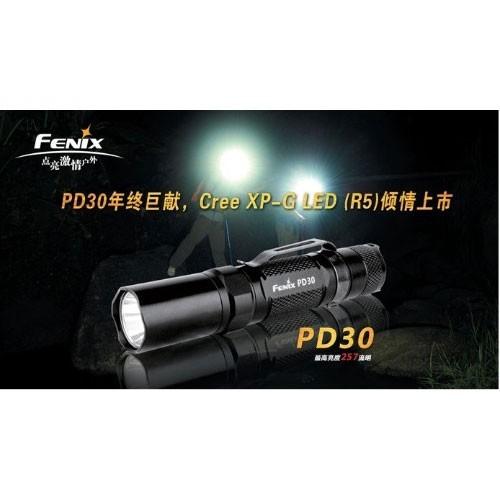 FENIX-PD30 R5 手电