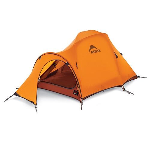 MSR 05132 Fury 超轻双层两人高山帐篷(橘色)