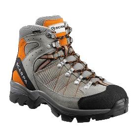 SCARPA  男女款中帮徒步鞋 登山鞋 Nangpa-La Xcr 67046