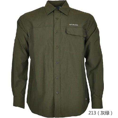 COLUMBIA(哥伦比亚)男款长袖衬衫 PM7425-160