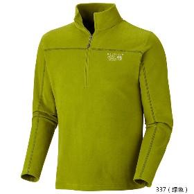MOUNTAIN HARDWEAR(山浩) 男款抓绒套头衫-Microchill Zip T OM4050 2012秋冬新款