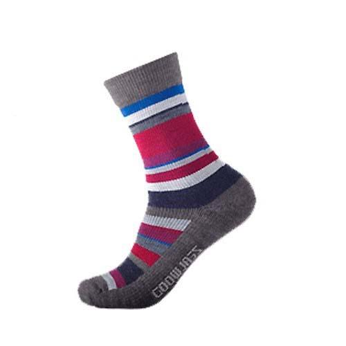 ZEALWOOD  04272L  页岩羊毛袜 单双装-Shale