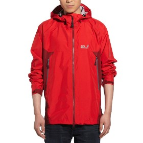 JACK WOLFSKIN(狼爪)  男款冲锋衣-Rhyolite Jacket Men 1103681