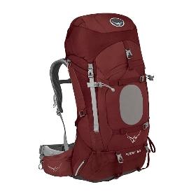 OSPREY 13年新款Aether(苍穹)60 户外男款双肩徒步背包-含防雨罩