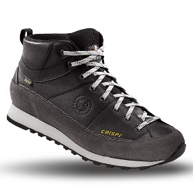 CRISPI GTX男女款低帮徒步鞋-Aspen Coal GTX 8007357