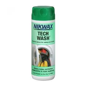 NIKWAX 户外防水面料衣物与装备清洁处理专用清洁剂300ML 181【英国原产】