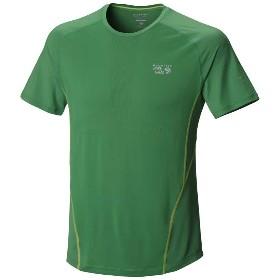 MOUNTIN HARDWEAR(山浩)男款速干短袖T恤-Coolrunner SS T OM5832 2014春夏新款