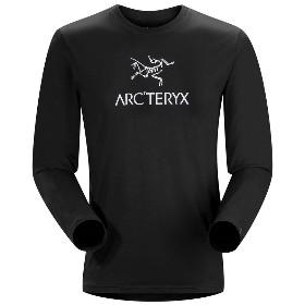 ARCTERYX(始祖鸟) 男款棉质长袖T恤Bird Word LS T-Shirt M 15026 2014秋冬新款