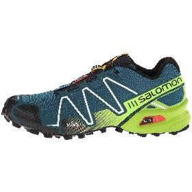 SALOMON/萨洛蒙 男款越野跑鞋-Speedcross 3 M 370762