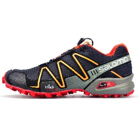 SALOMON/萨洛蒙 男款越野跑鞋-Speedcross 3 M 373221【2015春夏新款】