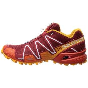 SALOMON/萨洛蒙 男款越野跑鞋-Speedcross 3 M 369816【2015春夏新款】