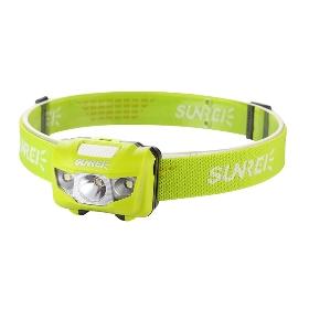 SUNREE/山力士 悦动2S 户外头灯LED夜钓头灯登山徒步强光头灯