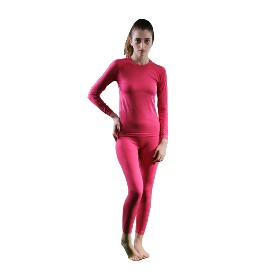UTO/悠途 女款发热速干内衣套装 953201