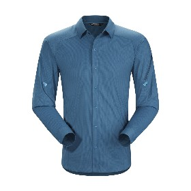 ARCTERYX/始祖鸟 男款长袖衬衫 Elaho LS Shirt M 13652【2016春夏新款】