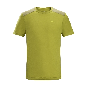 ARCTERYX/始祖鸟 男款羊毛短袖T恤 Pelion Comp SS M 17127