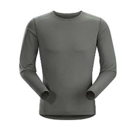 ARCTERYX/始祖鸟 男款长袖圆领衫Phase SL Crew LS M 16255