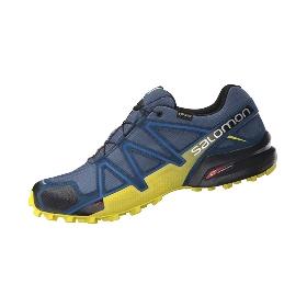 SALOMON/萨洛蒙 男款越野跑鞋-Speedcross 4 GTX M 383118