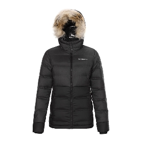 COLUMBIA/哥伦比亚 女款羽绒服-North Protection Hooded Jacket WR1165