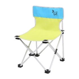 BLACKDEER/黑鹿 铝合金直背椅 BD11512102