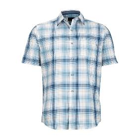 MARMOT/土拨鼠 男款短袖衬衫 F53000【2017春夏新款】
