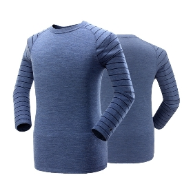 SMARTWOOL 男士运动保暖长袖衫 SS601 【2017春夏新款】