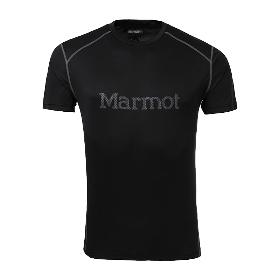 MARMOT/土拨鼠 男款速干短袖T恤 F54300