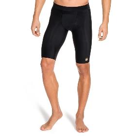 SKINS/思金斯 A400男子梯度压缩黑色五分裤  B32001002(ZB99320029001)