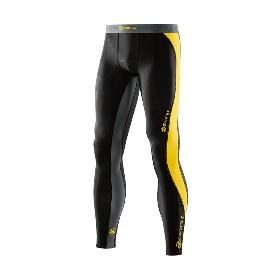 SKINS/思金斯 男子运动紧身长裤 DNAmic Mens Long Tights  DA99050019238(B05238001)