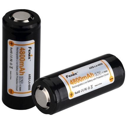 FENIX /菲尼克斯ARB-L4(26650) 可充电式电池-Rechargeable 4800mah(单节)