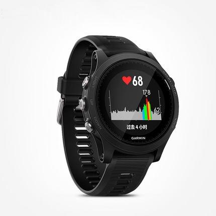 GARMIN/佳明 010-01746-12 Forerunner 935 中文版灰色GPS光学心率腕表跑步游泳铁三运动手表