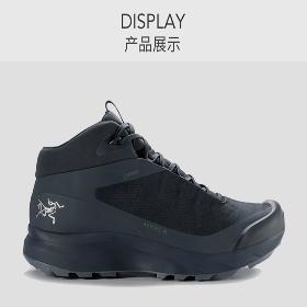 ARCTERYX 24116 Aerios FL Mid GTX M 男款中帮徒步鞋