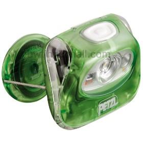 PETZL E98 PP ZIPKA PLUS 头灯(绿色)