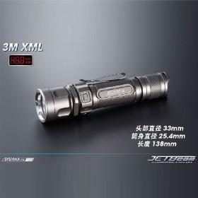 JETBEAM(捷特) 战术强光手电筒 III M R5