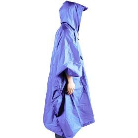 路客 尼龙登山雨衣 3910