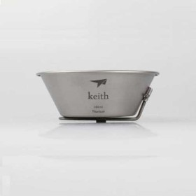 KEITH(铠斯)钛碗  KT-320