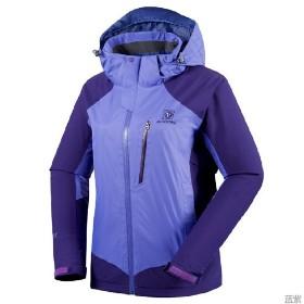 BLACKYAK/布来亚克  1JK99-FPW556  女款Gtx三合一抓绒内衬冲锋衣