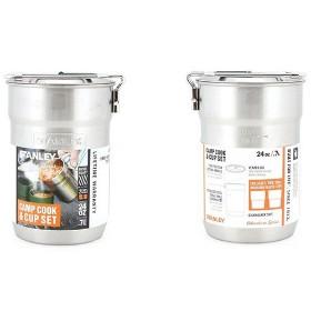 STANLEY/史丹利  01290  不锈钢烹饪罐套装-Adventure Camp Cook Set 0.71L