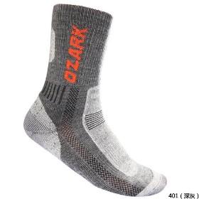 OZARK/奥索卡  520082  羊毛竹炭半毛圈中袜