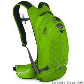 OSPREY Raptor(猛龙)10 骑行水袋背包