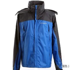 COLUMBIA(哥伦比亚)  男款冲锋衣-Mulvane Canyon Jacket PM2685