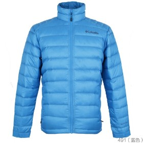 COLUMBIA(哥伦比亚) 男款羽绒服-Wisdom Seeker Down Jacket PM5412 2013秋冬新款