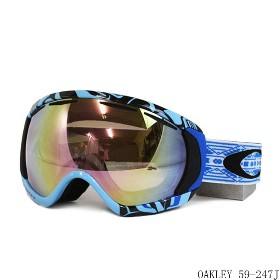 OAKLEY (奥克利)雪镜-Canopy Danny K鞍山市 Signature w/VR50o Pnk  59-247J  2013新款