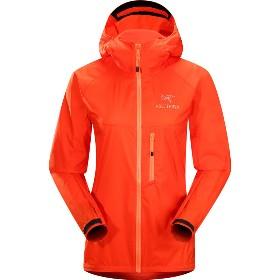 ARCTERYX(始祖鸟) 女款超轻防风连帽夹克/皮肤风衣-Squamish Hoody W 13661 2014春夏新款