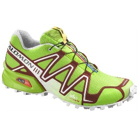 SALOMON(萨洛蒙)男款越野跑鞋-Speedcross 3 M 356747 2014新款