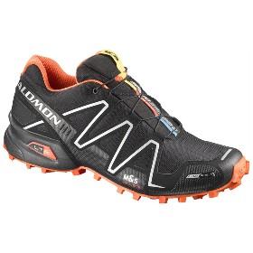 SALOMON(萨洛蒙)男款越野跑鞋-Speedcross 3 Cs M 356752 2014新款