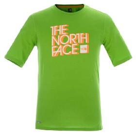 THE NORTH FACE(北面)男款速干短袖T恤-Mens Vaporlite SS Tee-AP A9SV