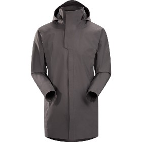 ARCTERYX/始祖鸟 男款GTX连帽休闲长风衣 Parsec Coat M 11120
