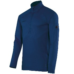 MAMMUT(猛犸象) 男款套头衫-Atacazo Zip Pull Men 1041-05730 2014秋冬新款